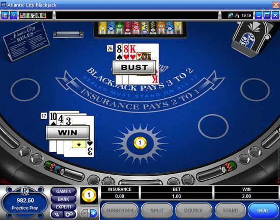 Before you take a shot with online casino blackjack, be sure to read up on which online casino is best for your needs.